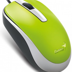 Genius optical wired mouse DX-120, Green