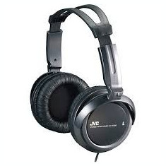 Căşti JVC HA-RX300, Casti On Ear, Cu fir, Mufa 3, 5mm, Active Noise Cancelling