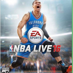NBA LIVE 16 Xbox One Electronic Arts