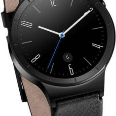 Huawei Watch W1 (Mercury G01) Black + Leather - Smartwatch