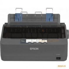 Epson LX-350, Imprimanta matriceala, A4, 9 pins, 80 column, original + 4 copies, 347 cps HSD (10 cp - Imprimanta inkjet
