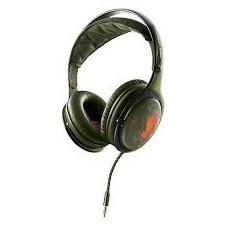 Căşti Philips SHO9567GN O Neill, verde, Casti On Ear, Cu fir, Mufa 3, 5mm, Active Noise Cancelling