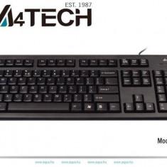 Tastatura A4-Tech KR-85 USB, SUA, Fara fir