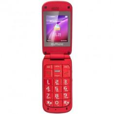Myphone Metro Red - Telefon MyPhone
