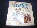 The Best Of Smokey Robinson & The Miracles  _ vinyl(dublu LP) SUA, VINIL