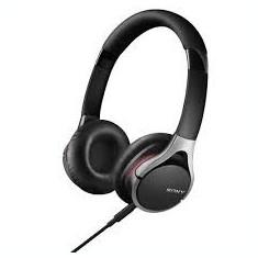 Sony Căşti Sony MDR10RCB, negru, Casti On Ear, Cu fir, Mufa 3, 5mm, Active Noise Cancelling