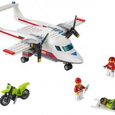 LEGO® LEGO® City Ambulance Plane 60116