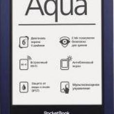 EBook Reader PocketBook 640 Aqua, albastru închis