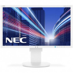 Monitor NEC MultiSync LED EA234WMi 23'' wide, IPS FHD, DVI, HDMI, DP, pivot - Monitor LED NEC