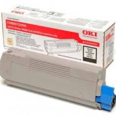 Toner OKI negru| 6000pag | C58/59/5550MFP