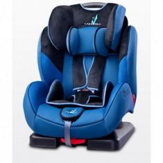 Scaun Auto Diablo Xl Navy - Scaun auto copii Caretero, 1-2-3 (9-36 kg)