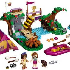 LEGO® LEGO® Friends Tabara de aventuri: Rafting 41121