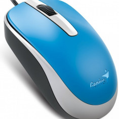 Genius optical wired mouse DX-120, Blue