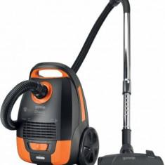 Aspirator cu sac Gorenje VCEB 28 DBKO Disco negru-portocaliu - Aspiratoare cu Sac