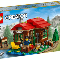 LEGO® Creator lakeside lodge 31048