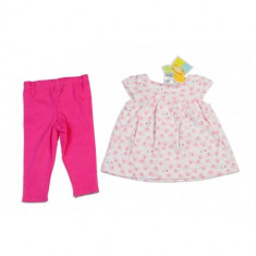 Set hainute bebe in culori pastelate - BBN1187