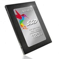 SSD Adata Premier Pro SP550 2.5inch 120GB SATA3 TLC, 560/410MBs, IOPS 60K/70K