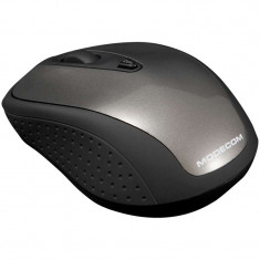 MODECOM mouse optic wireless WM4 gri-negru, Optica