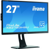 Monitor LED IIyama ProLite XB2783HSU-B1DP 27 inch 4 ms Black