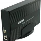 Carcasa aluminiu 4World pentru HDD 3.5'' Combo IDE/SATA pentru USB 2.0