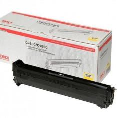 Tambur EP OKI galben| 30000pag | C9600/9650/9800/9850/9655 - Cilindru imprimanta