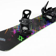 PLACA SNOWBOARD VOLKL RENTALROCKER 2015 147 + LEGATURI SNOWBOARD CC SPEEDFIT SM - Placi snowboard