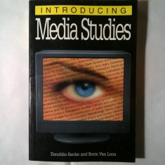 Z. Sardar, B. Van Loon – Introducing Media Studies