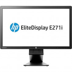 HP Monitor LED HP EliteDisplay E271i 27 inch 7ms black