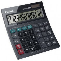 Canon AS-220RTS calculator de birou compact - Calculator Birou
