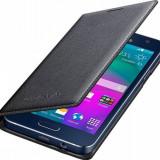 Galaxy A3 Flip Cover Chacoal EF-FA300BCEGWW - Husa Telefon Samsung, Samsung Galaxy A3