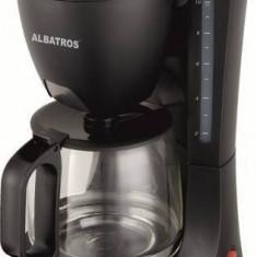 Filtru de Cafea Albatros Verona Black 2, 680 W, 1.2 l, 10 cesti - Cafetiera