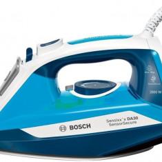 Fier de călcat cu aburi Bosch TDA3028210 Sensixx'x DA30 SensorSecure, 320 ml, 2800 W