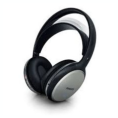 Căşti Philips SHC5100, Casti On Ear, Wireless, Active Noise Cancelling