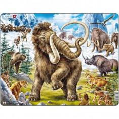 Puzzle Animale Domestice, 64 Piese Larsen LRFH27