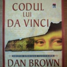 CODUL LUI DA VINCI de DAN BROWN, 2005 - Carte in alte limbi straine