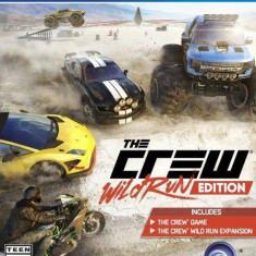 Ubisoft Joc software The Crew Wild Run PS4