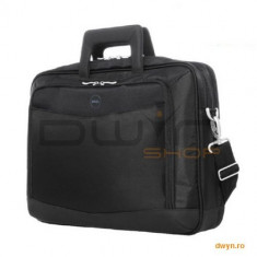 DELL Geanta Notebook 14' Pro Business Lite Black 460-11753 - Geanta laptop Dell, Nailon, Negru