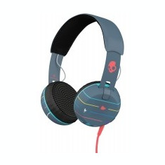 Căști Skullcandy S5GRHT-469 - GRIND On-Ear, Casti On Ear, Cu fir, Mufa 3, 5mm, Active Noise Cancelling