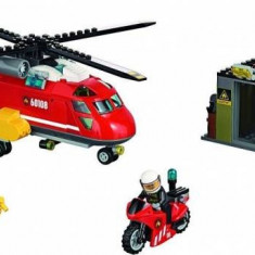 LEGO® City fire response unit 60108