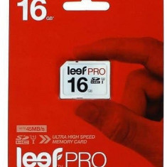 Leef Leef Card memorie Leef PRO SDHC 16GB UHS-1 (LSP30001610E3)
