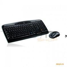 Wireless KIT Logitech 'MK330' USB, black '920-003999' - Tastatura Logitech, Fara fir