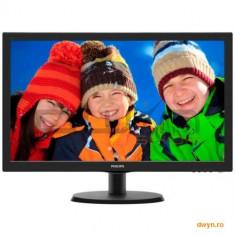 Monitor LED Philips 223V5LSB2/10 (21.5' LED Full HD 5ms 1920x1080 16/9 VGA 200cd/m 10M:1 VESA) Gloss