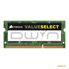 CORSAIR Corsair SODIMM DDR3 4GB 1600MHz - Memorie RAM laptop