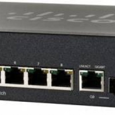 Switch Cisco SG300-10PP 10-port Gigabit Ethernet 2-port SFP PoE Managed Layer 2