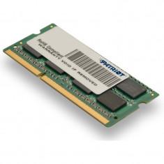 Memorie notebook Patriot 8GB DDR3 1600MHz CL11 - Memorie RAM laptop