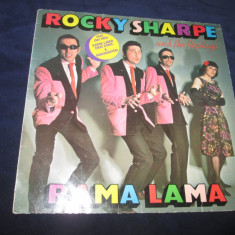Rocky Sharpe & The Replays ‎– Rama Lama _ Vinyl, Lp, album, Germania - Muzica Rock & Roll Altele, VINIL