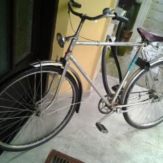 Bicicleta Hercules - Bicicleta fitness, Max. 100