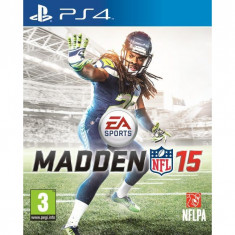 Software joc Madden NFL 16 PS4 Electronic Arts