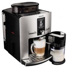 KRUPS Espressor cafea Krups EA829E10 Latt`Espress Silver Line automat - Espressor automat