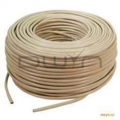 CABLU UTP Patch cord cat. 5E, 20 m 'PP12-20M' alb - Cablu retea
